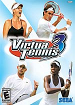 Virtua Tennis 3 box art