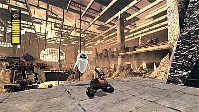 WALL-E screenshot