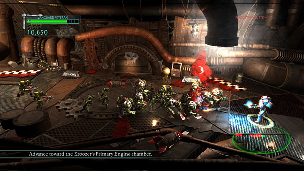 Warhammer 40,000: Kill Team Screenshot