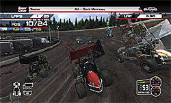 World of Outlaws: Sprint Cars screenshot