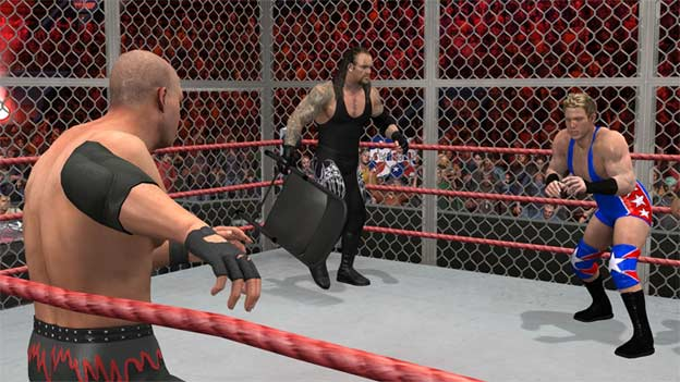 WWE SmackDown! vs. Raw 2011 screenshot