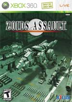 Zoids Assault box art
