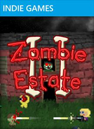 Zombie Estate 2 Box Art