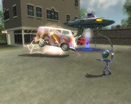 Destroy All Humans 2 screenshot