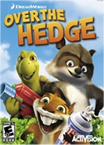 Over The Hedge box art