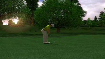 Pro Stroke Golf: World Tour 2007 screenshot
