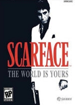 Scarface: The World Is Yours box art